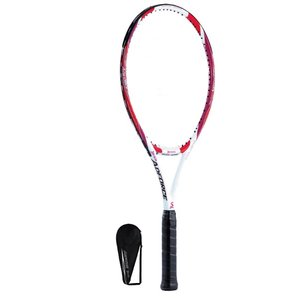 スリクソン アドフォース 硬式テニスラケット SR21506-160 (レッド) om-sports