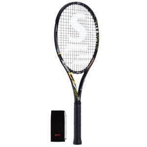 スリクソン レヴォ CV 3.0 ツアー 硬式テニスラケット SR21601 (ブラック) om-sports