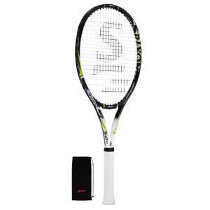 スリクソン レヴォ CV 5.0 OS 硬式テニスラケット SR21604 (ブラック×ライム) om-sports