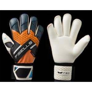セルス ラップエリートアクア キーパー用品 SGP151612(ブラック×オレンジ) om-sports