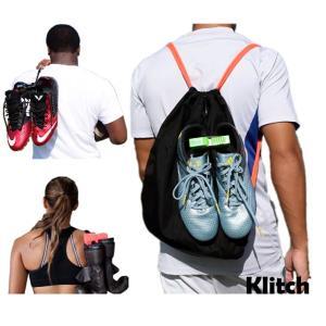 持ち運びに大変便利なシューズクリップ KL03 (6色) シューズバッグ 男の子 女の子 スポーツ 大人 子供 ジム om-sports 03