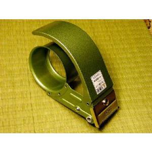 梱包資材 梱包用 透明OPP粘着テープ 専用カッター|omakase-factory