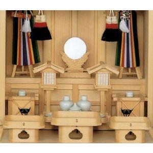 神道 祭壇宮祭具一式セット 檜極上 大 上品|omakase-factory