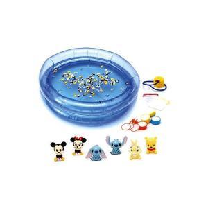 露店・屋台の目玉は、何と言っても水ものすくいコーナー。 人気の人形すくいに必要なプール(水槽代わり)...