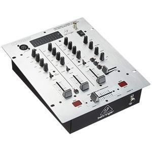 ベリンガー DJミキサー 3ch BPMカウンター PRO MIXER DX626