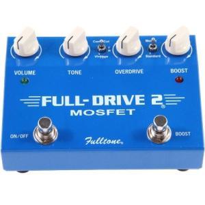 Fulltone Full-Drive 2 (MOSFET) Fullldrive 『並行輸入品』 ...