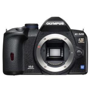 OLYMPUS デジタル一眼レフカメラ E-520 ボディ E-520|omatsurilife