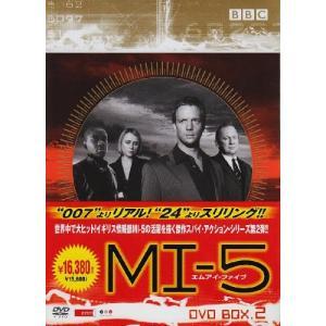 (中古品) MI-5 DVD-BOX II  【メーカー名】 ポニーキャニオン  【メーカー型番】 ...