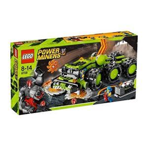 (中古品)LEGO 8708 Cave Crusher(レゴ パワー・マイナーズ ケイブ・クラッシャ...
