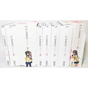 (中古品) CLANNAD クラナド 全8巻セット [マーケットプレイス DVDセット]  【メーカ...