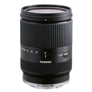 (中古品) TAMRON 高倍率ズームレンズ 18-200mm F3.5-6.3 DiIII VC ...