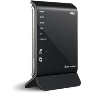 (中古品) NEC Aterm 無線LAN親機 WiFiルーター 11ac/n/a/g/b 1300...