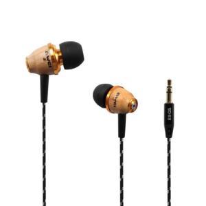awei 木製 重低音サウンド カナル型イヤホン ES-Q9