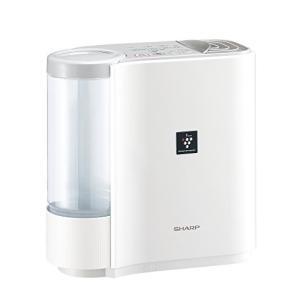 (中古品) SHARP 加湿機 気化式 HV-C30-W プラズマクラスター搭載  【メーカー名】 ...
