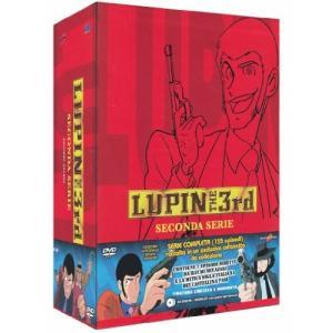 (中古品) ルパン三世 TV第2シリーズ 限定版 コンプリート DVD-BOX (全155話, 22...
