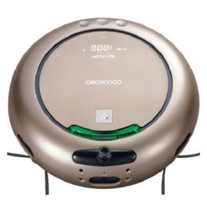 シャープ ロボット家電 (ゴールド系・シルキーゴールド) 掃除機 SHARP CO