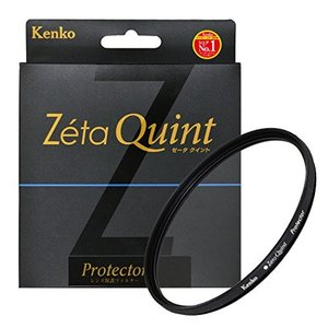 Kenko レンズフィルター Zeta Quint プロテクター 82mm レンズ保護用 11282