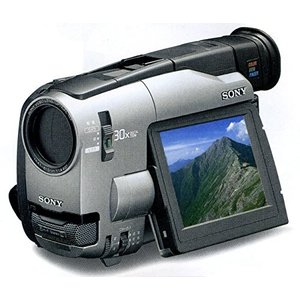 ソニー CCD-TRV91 8mmビデオカメラ (8mmビデオデッキ) VideoHi8 / Vid...