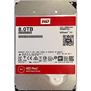 OEMベアドライブWD Red 8tb NASハードドライブ256?MBキャッシュwd80efax