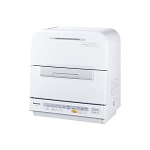 パナソニック 食器洗い乾燥機 6人用 手前開きタイプ NP-TM8-W ホワイト|omatsurilife
