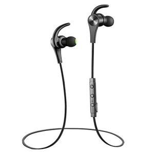 SoundPEATS(サウンドピーツ) Q12 Bluetooth イヤホン 高音質 apt-X対応...