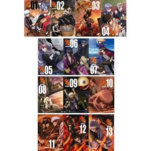 (中古品) 銀魂゜ [レンタル落ち] 全13巻セット [マーケットプレイスDVDセット商品]  【メ...