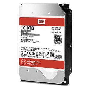 WD HDD 内蔵ハードディスク 3.5インチ 10TB WD Red Pro WD101KFBX ...