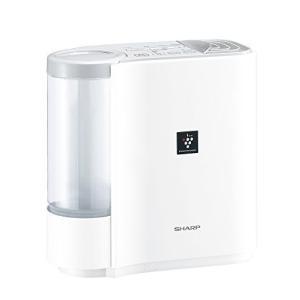 (中古品) シャープ プラズマクラスター搭載 加湿機 パーソナルタイプ 気化式 ホワイト HV-G3...