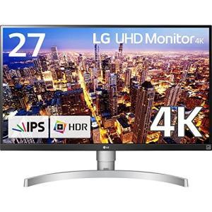 LG モニター ディスプレイ 27UK650-W 27インチ/4K/HDR10対応(標準輝度:350...