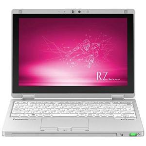 (中古品) パナソニック 10.1型 2-in-1 パソコン Let''s note RZシリーズL...