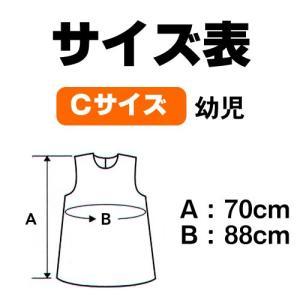 衣装ベース ワンピース 不織布 (Cサイズ) ...の詳細画像1