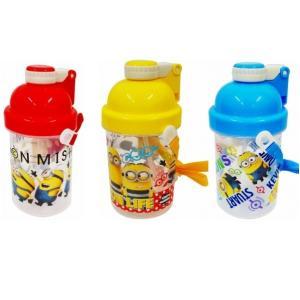 ミニオンズ ストローホッパー水筒【ご注文単位は必ず12個単位でお願いします】