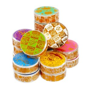 ミニオンズゴールドマスキングテープ【ご注文単位は必ず32個単位でお願いします。】景品 子供 おもちゃ 縁日 お祭り 子供会 イベント