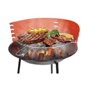 丸型BBQコンロ バーベキューコンロ 丸型 軽量 アウトドア 焼肉 バーベキュー 組み立て式 調整可...
