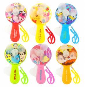 ディズニーハンドDE扇風機 12個入 景品 玩具 景品玩具 子供 子供会 ランチ景品 お子様ランチ ...