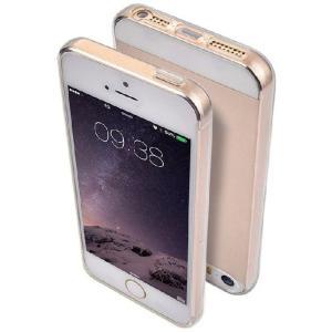 iphone5 iphone5s iPhoneSE 超薄 ソフト ケース 【全4色】 / シンプル で おしゃれ な 透明 アイフォン カバー (クリア)|omededooo