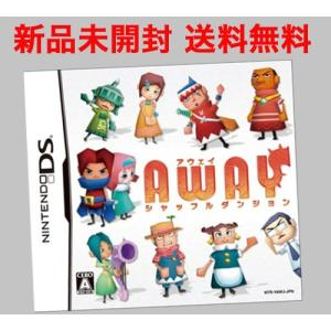 AWAY シャッフルダンジョン アウェイ  Nintendo DS用ゲームソフト|omededooo