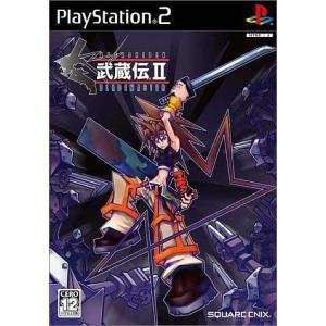 新品 武蔵伝II ブレイドマスター スクウェア・エニックス PlayStation2|omededooo
