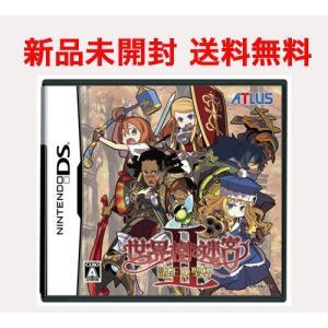 新品 世界樹の迷宮II 諸王の聖杯 Nintendo DS ニンテンドーDS|omededooo