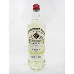 木村酒造 福小町 ミズナラ樽貯蔵ブレンド焼酎 720ml|omiyageakita