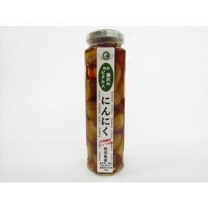 あお葉フーズ にんにくのピクルス しょうゆ味 omiyageakita
