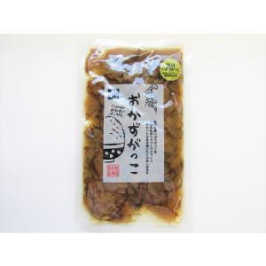 秋田白神食品 おかずがっこ 甘口 omiyageakita