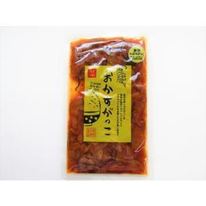 秋田白神食品 おかずがっこ 甘辛 omiyageakita