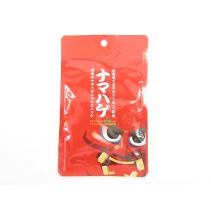 男鹿なび なまはげフェイスパック 赤 omiyageakita