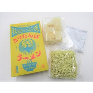 ツバサ きりたんぽラーメン 秋田チャンポン味 omiyageakita