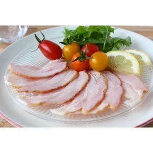 秋田食肉流通公社 比内地鶏炙り焼きスライス omiyageakita