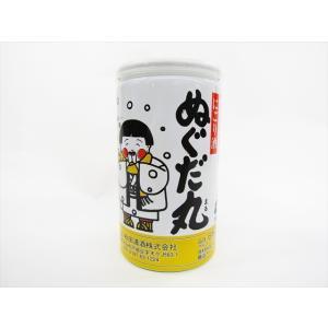 秋田清酒 出羽鶴 にごり酒 ぬぐだまる 缶 180ml|omiyageakita