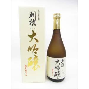 秋田清酒 刈穂 大吟醸 720ml|omiyageakita