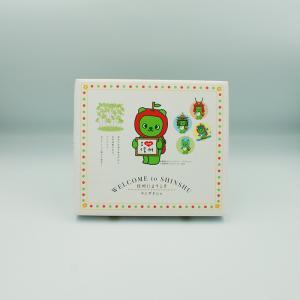 信州にようこそラングドシャ10個入(信州長野のお土産 お菓子 洋菓子 クッキー ラングドシャー)|omiyagehappy