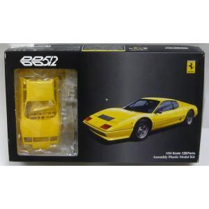 フジミ プラモデル 1/24 リアルスポーツカーシリーズ 「フェラーリ BB512」